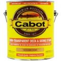Semi-Transparent Deck & Siding Stain